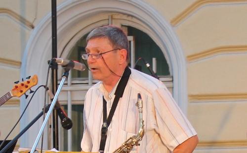 Габровският джаз музикант Илко Илиев