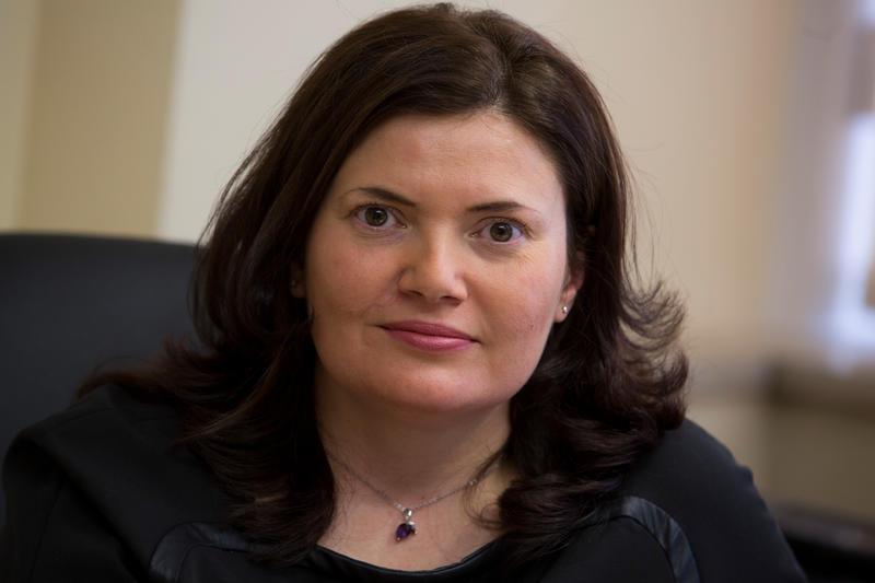 Заместник-министърът на регионалното развитие и благоустройството Малина Крумова © МРРБ
