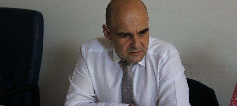 Народният представител от Габрово Николай Сираков