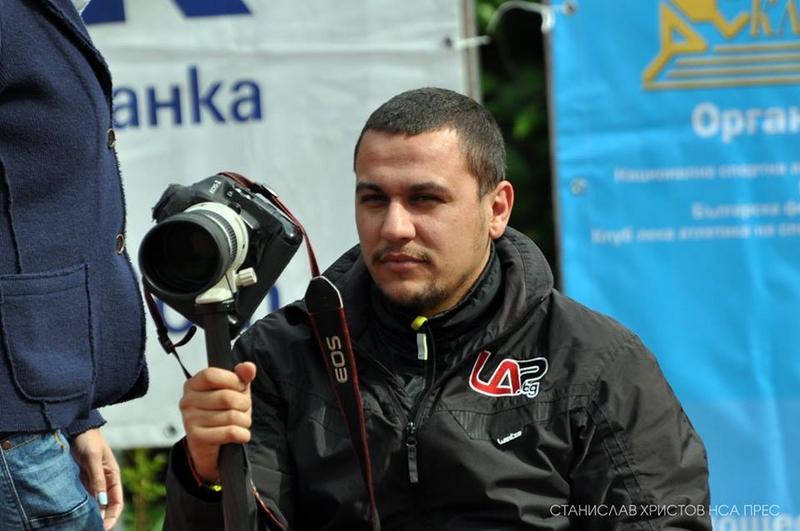 Илиан Телкеджиев © Станислав Христов, НСА Прес