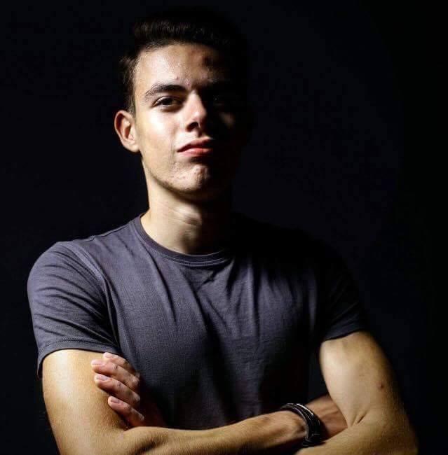 """Димитър Дочев, участник в лагера """"Предприемачът като откривател"""". Снимка: Личен архив"""