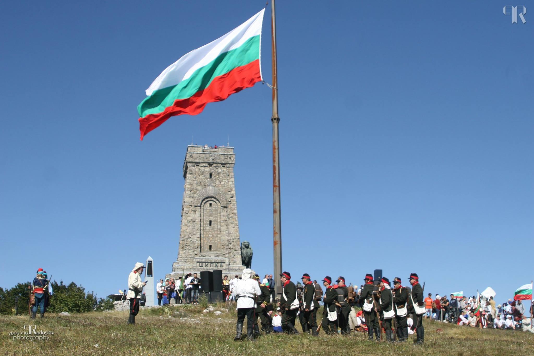 Национално честване Шипченска епопея, 26 август 2017 © Радослав Първанов