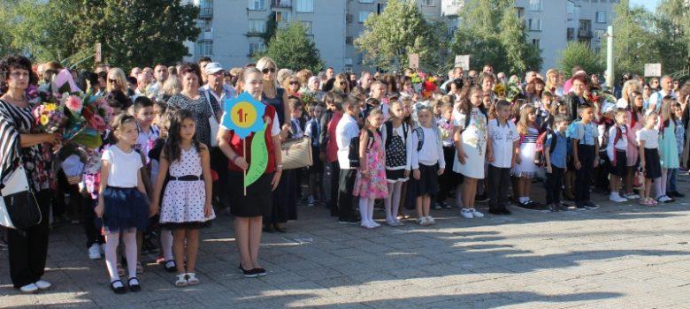 Първи учебен ден в Габрово © Община Габрово