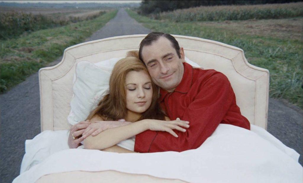 """""""Голямата любов"""" (1969 г.) на режисьора Пиер Етекс"""