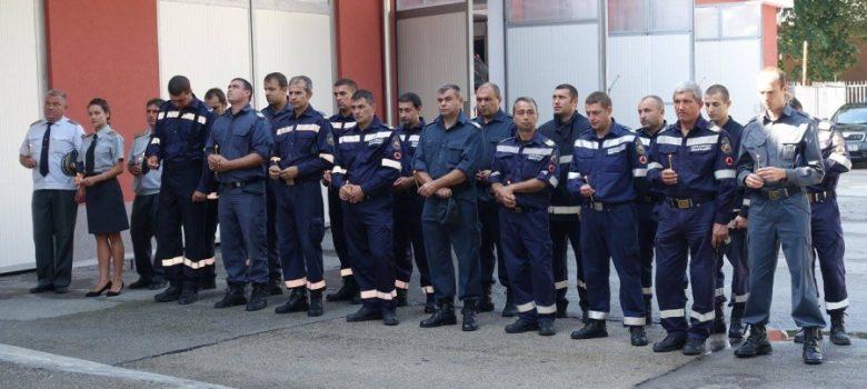 Откриване на обновената сграда на Пожарна Севлиево