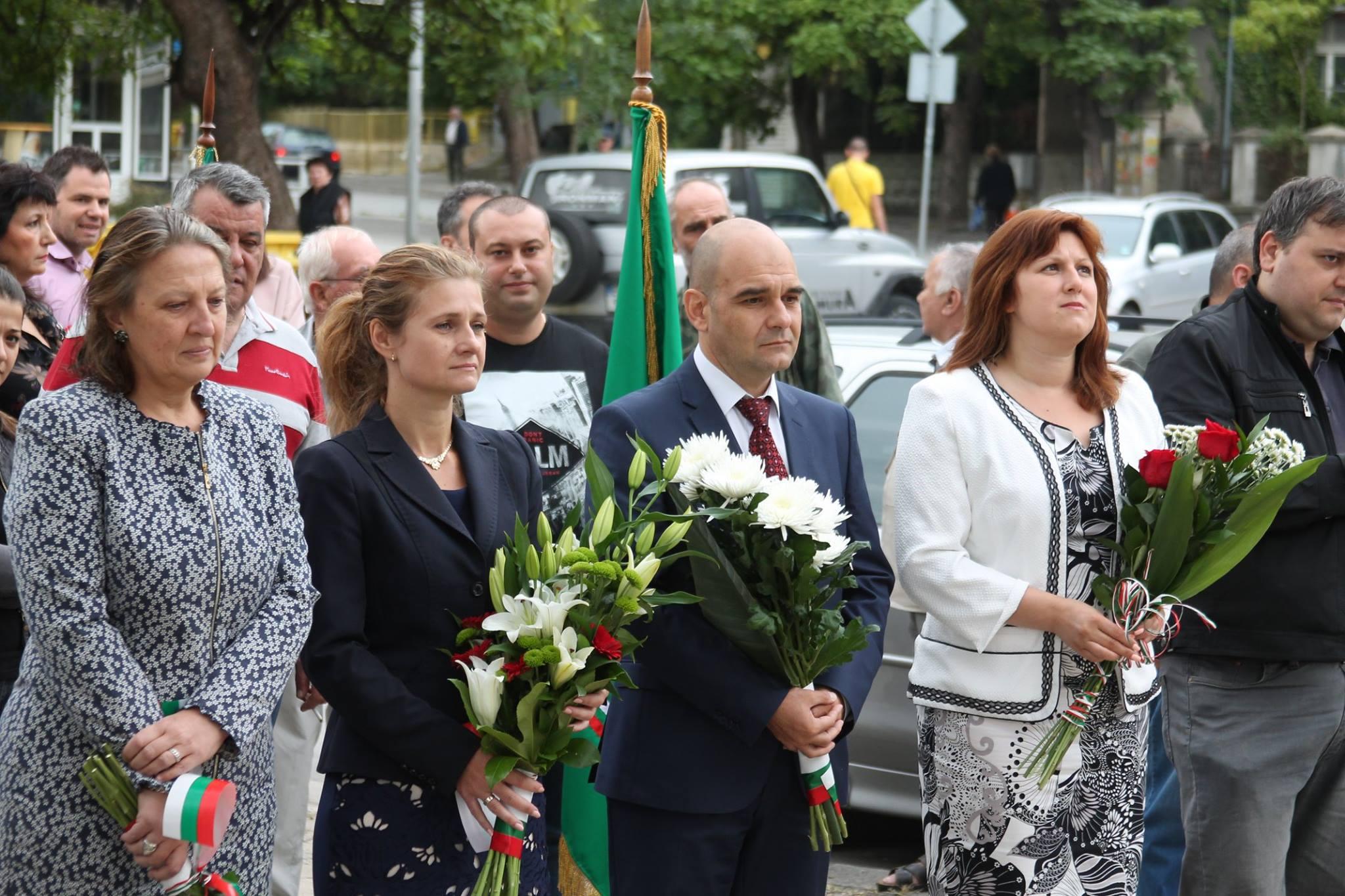 Габрово чества 132 години от Съединението, 6 септември 2017 © Областна администрация Габрово