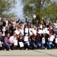 Участниците в Лагер за иновации Gabrovo Innovation Camp 2017 © Община Габрово