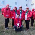 Отборът на БЧК - Габрово в Национално състезание за бедствена готовност, първа помощ и права на възрастните хора