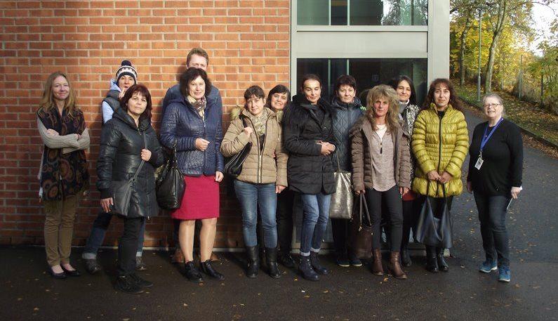 Медицински сестри от Габрово на посещение в Осло
