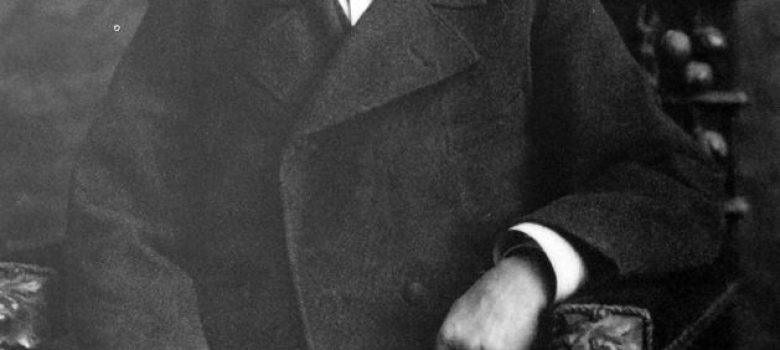 Петко Рачов Славейков. Портрет от 1884 г. на Иван Карастоянов
