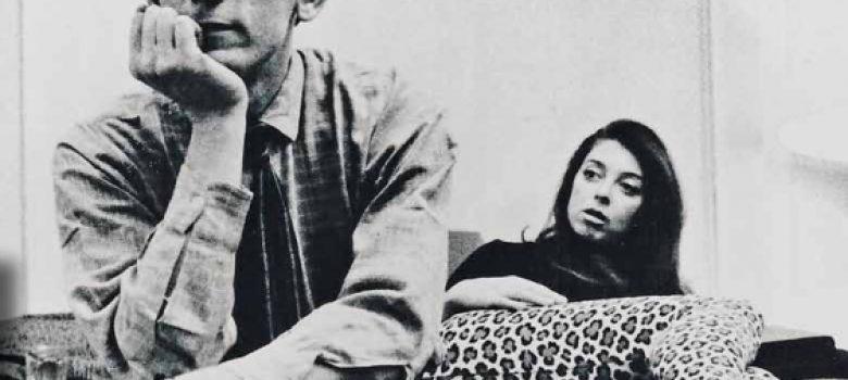"""Кристо и Жан-Клод. Кадърът присъства във филма - """"Кристо и Жан-Клод - изкуството е за двама"""" 2010, автор Евгения Атанасова"""