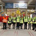"""Официални гости на откриването на нова роботизирана линия в завода за керамика на """"Идеал Стандарт – Видима"""" в Севлиево"""