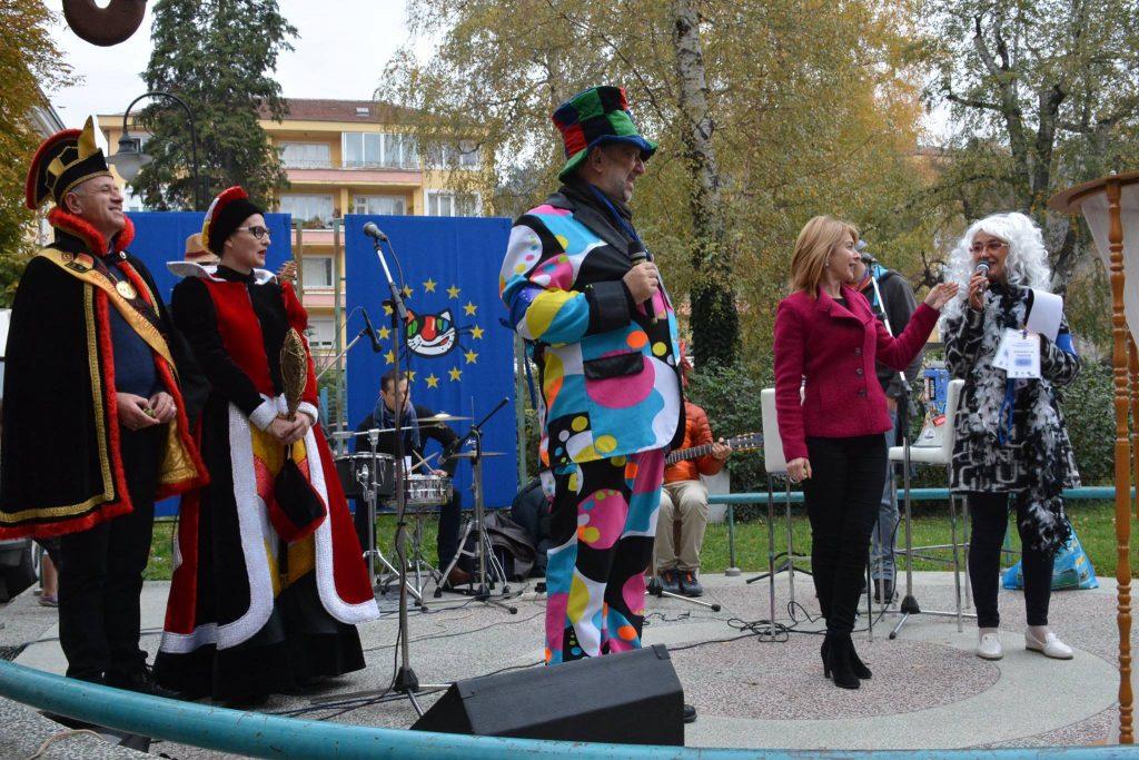 Старт на новия карнавален сезон в Габрово, 11 ноември 2017 © Община Габрово