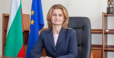 Областен управител на Габрово Невена Петкова