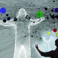 "Дигитална инсталация ""Интерактивно-генеративни формации"" в Дом на хумора и сатирата Габрово"