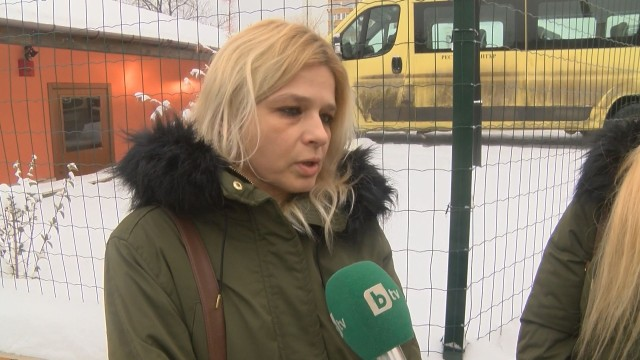 """Маринела Лазарова, ръководител на Центъра за настаняване от семеен тип за деца и младежи с увреждания на ул. """"Хризантема"""" в Габрово © bTV"""