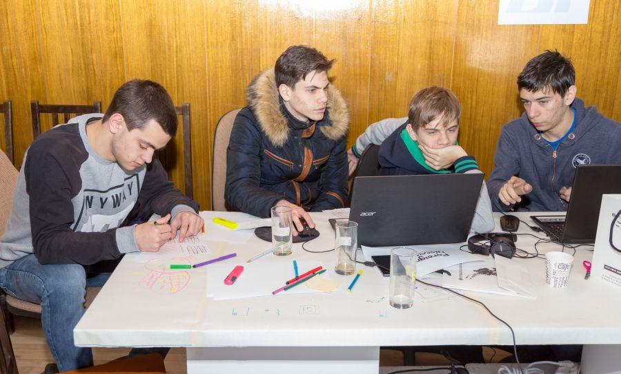 Gabrovo Game Jam 2018 в Дом на хумора и сатирата