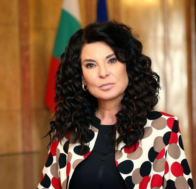 Заместник-министър на труда и социалната политика Султанка Петрова