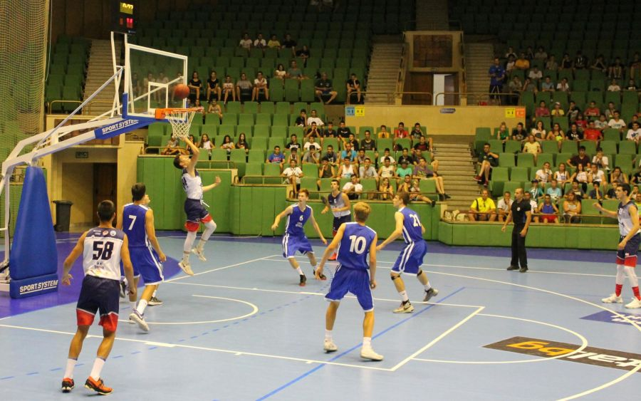 Международен баскетболен лагер в Габрово © Община Габрово