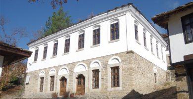 Старото школо в Боженци © МАИР Боженци