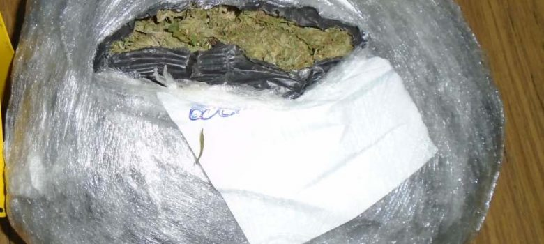 Криминалисти от РУ-Севлиево иззеха над 8 кг марихуана © МВР Габрово