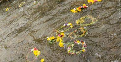 """Ритуал кумичене на Цветница © ЕМО """"Етър"""""""