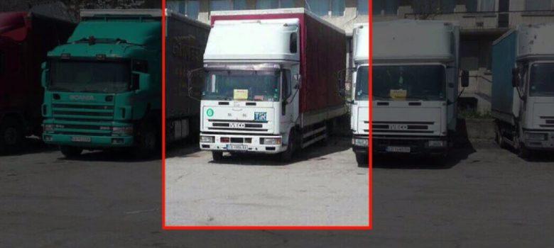 Баща и син от Габрово, собственици на камион, са заплашени да лежат в затвор в Гърция за трафик на мигранти © bTV