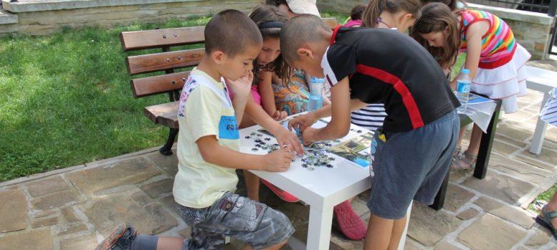 Летни занимания за деца в Габрово © Община Габрово