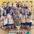 Отборът по хандбал на Националната Априловска гимназия © sport-gabrovo.com