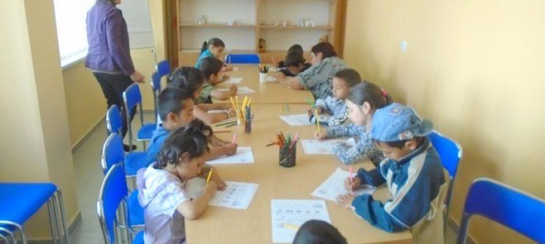 Лятно училище за първокласници в Габрово