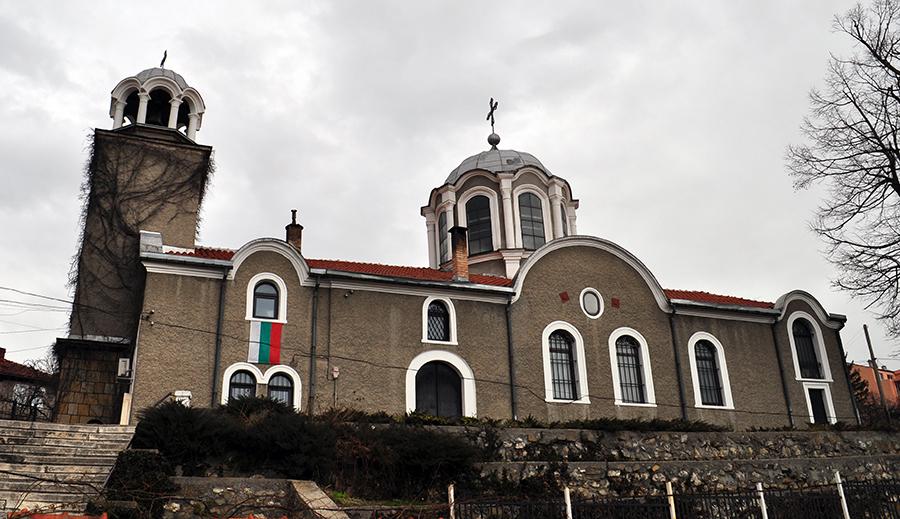"""Църквата """"Св. Йоан Предтеча"""" © Габрово Daily"""