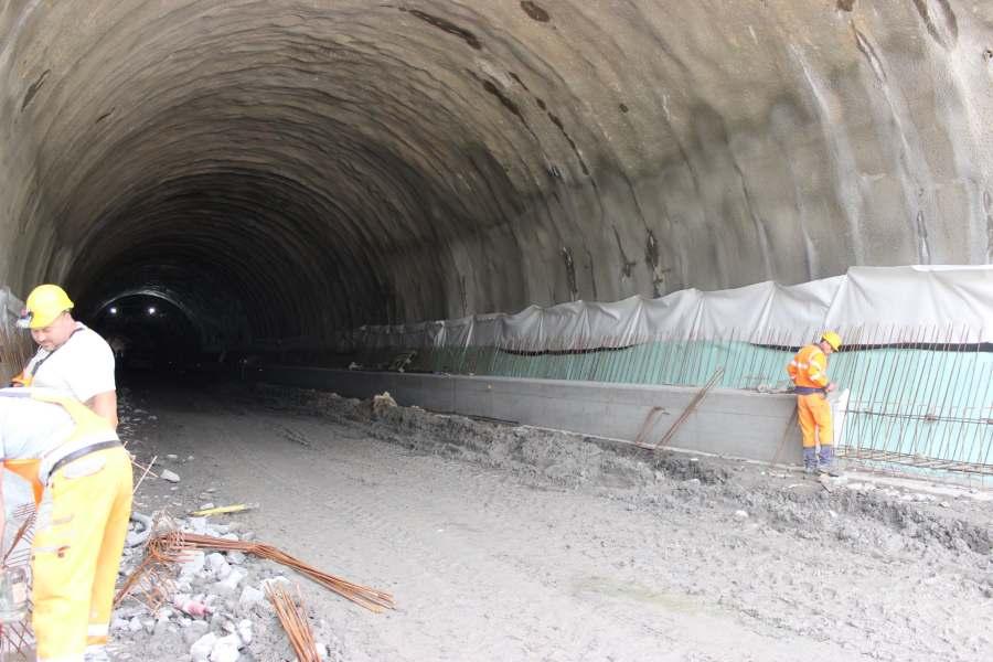 Тунел при обхода на Габрово © Община Габрово