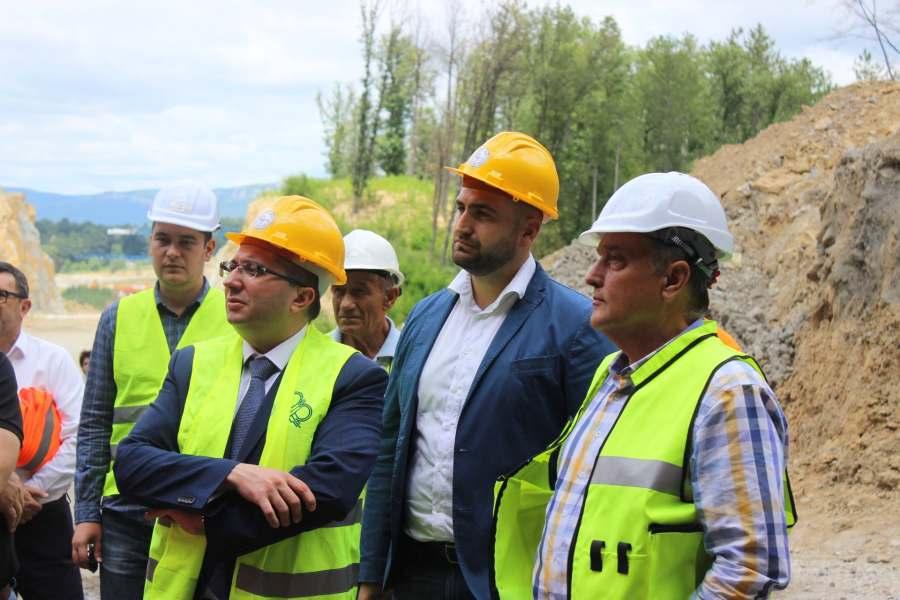 Регионалният министър Николай Нанков инспектира обхода на Габрово © Община Габрово