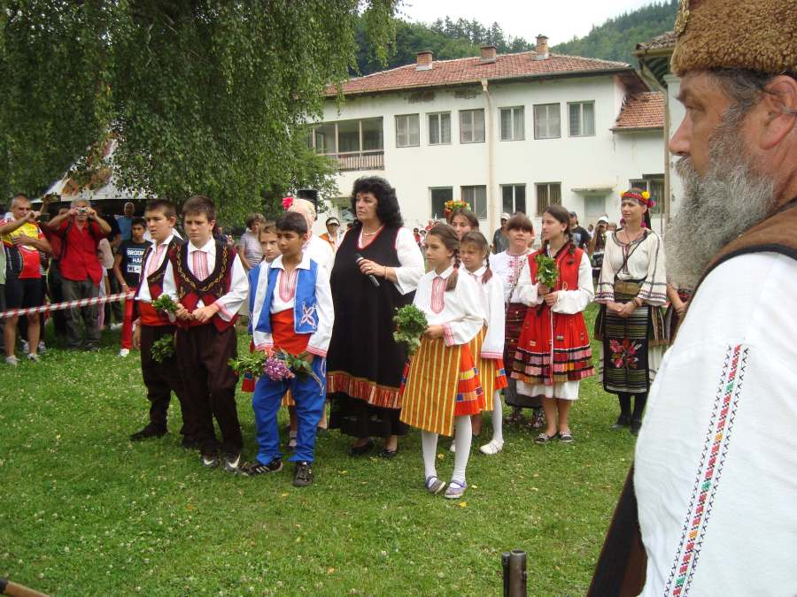 Историческа възстановка в габровското село Тодорчета © Община Габрово