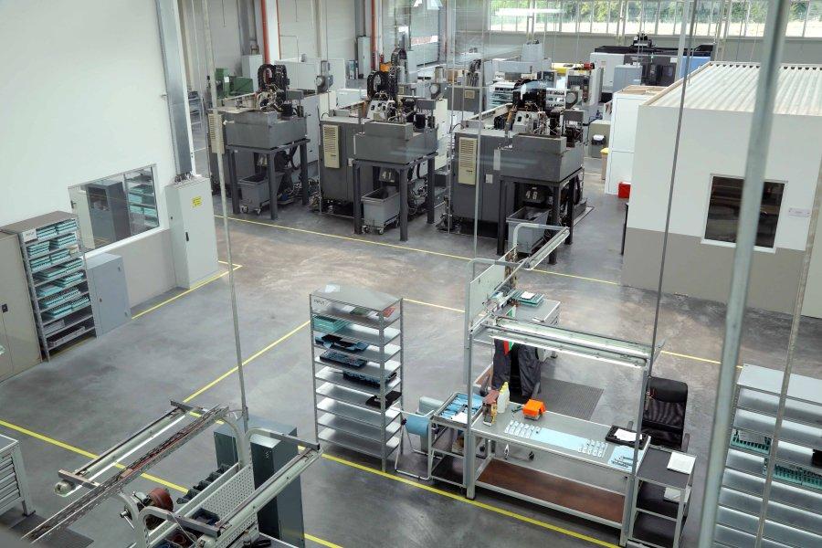 """Нов завод на """"Габинвест"""" в Габрово © Министерски съвет"""