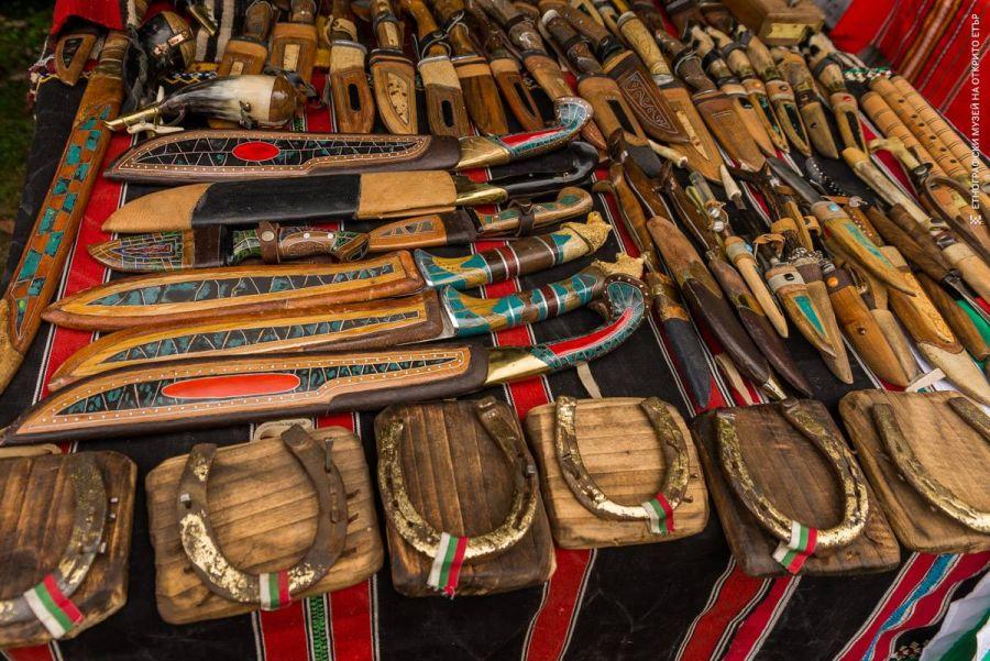 """ХVІ Международен панаир на традиционните занаяти 2018 © ЕМО """"Етър"""""""