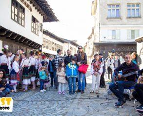 """Радослав Талев и """"Звезди в аванс"""" на Фестивал за улични изкуства 6Fest Габрово, 6 октомври 2018 © 6Fest, фотограф: Eli Deli"""