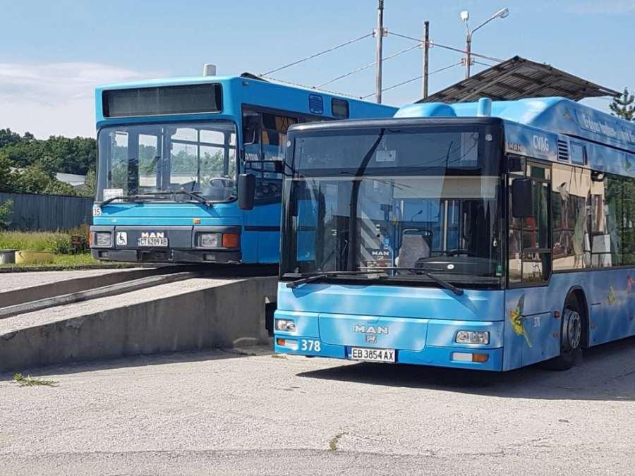 Общински пътнически транспорт Габрово © Община Габрово
