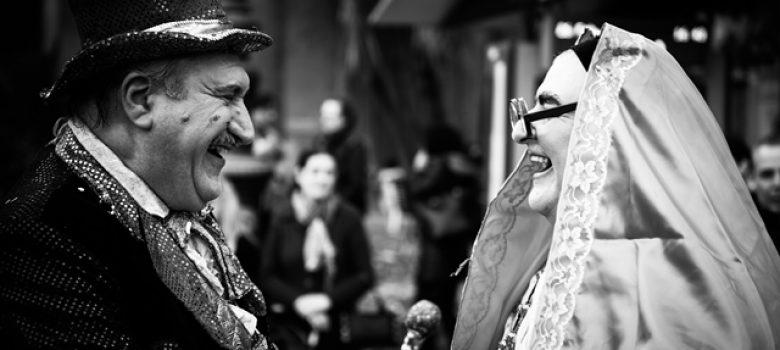 Карнавал в Каляри. Фотограф: Андреа Салваи
