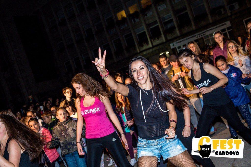 """""""Зумба с Васи"""" - фестивал за улични изкуства 6Fest, 5 октомври 2018 © 6Fest"""