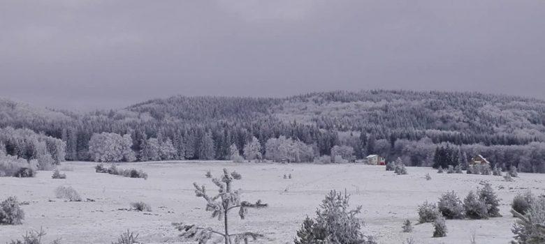 Зима на Узана. Снимка: Стоян Цонев