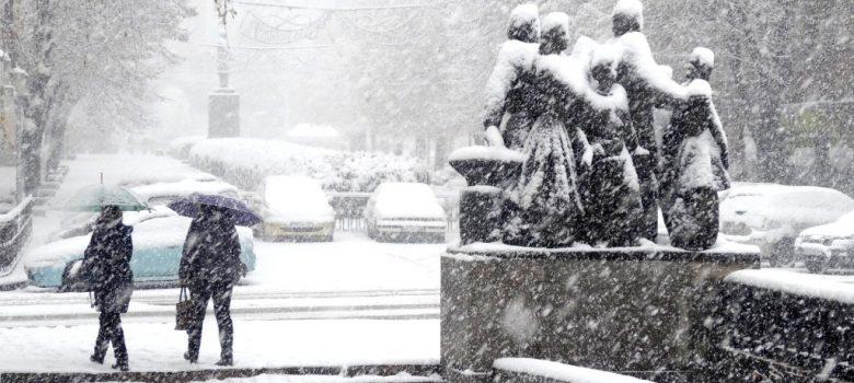 Зима в Габрово © Фотограф: Стоян Братованов