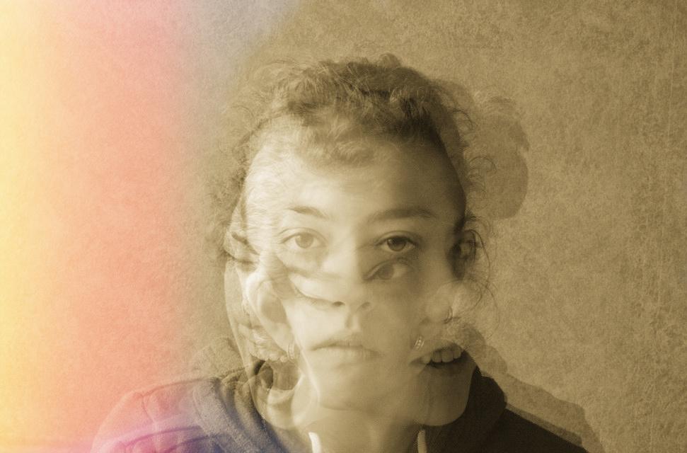 """Шизофрения"". Фотограф: Bellamy Byron"