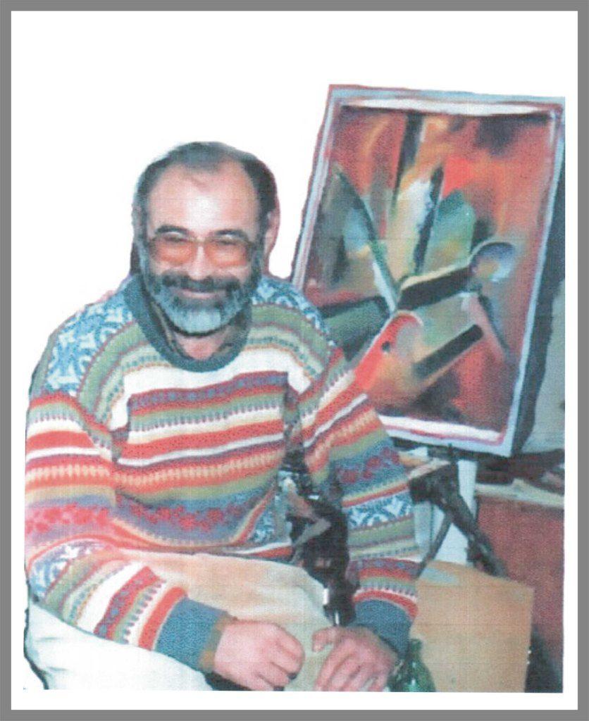 Габровският художник Йордан Лазаров