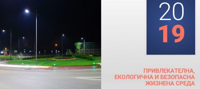 Проектобюджет на Община Габрово 2019 - Градска среда. Източник: Община Габрово
