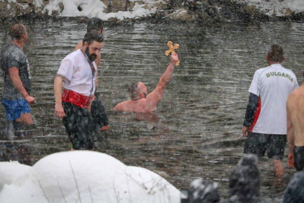 Йордановден (Богоявление) в Габрово, 6 януари 2019 © Роберт Иванов
