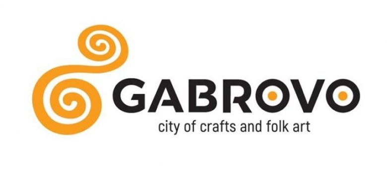 Проект на Илиян Начев и Христо Христов - победител в конкурса за лого на Габрово като град на занаятите и народните изкуства