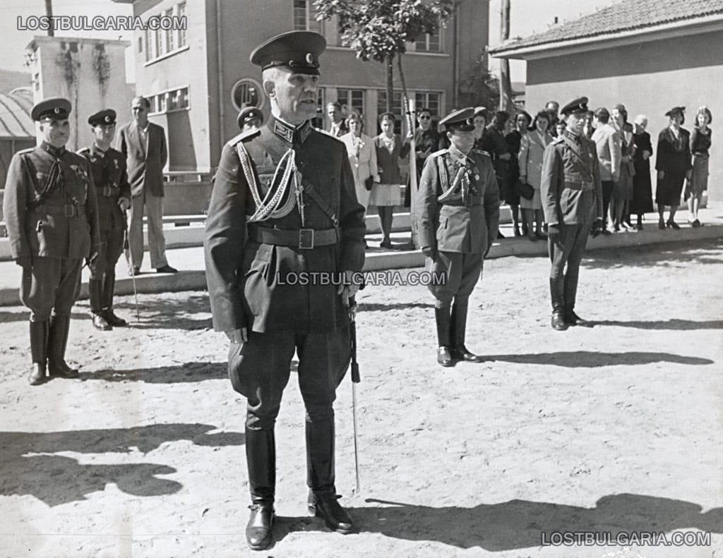 Ген. Дамян Велчев