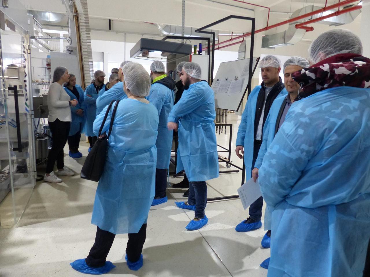 """Посещение на габровски фирми по време на """"Европейски дни на индустрията"""" © Община Габрово"""