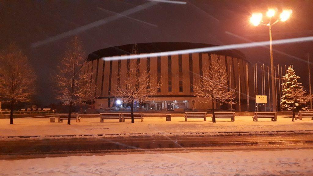 "Спортна зала ""Орловец"" © Христо Бойков, ""Видяно и Преживяно в Габрово"""